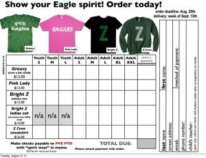 Eagle Spirit Shirts 1